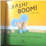Crash Book A Math Tale Inside Front Cover